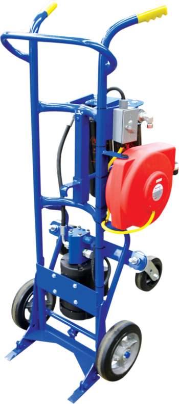 D-Series Drum Filter Cart