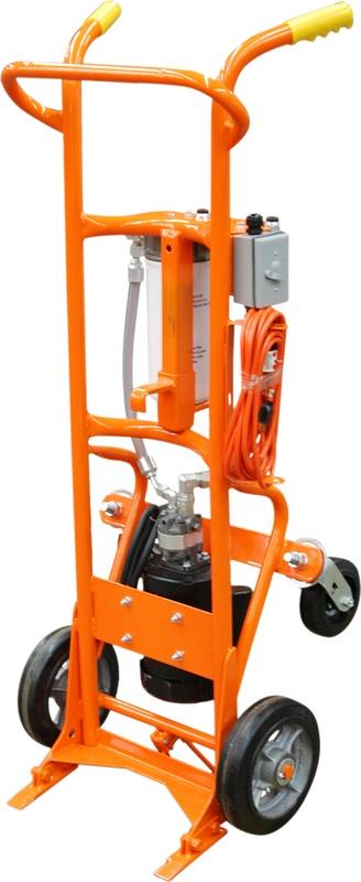 M-Series Drum Filter Cart