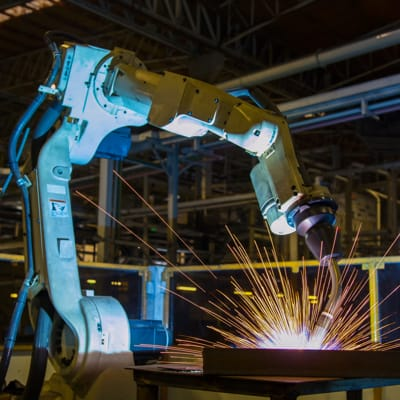 Spray Grease Lubrication Systems for Robotics Manufacturing