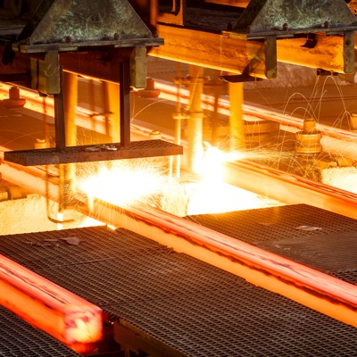 Dual-Line Lubrication Systems For Steel Manufacturing