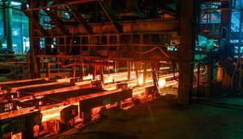 Steel Mill Machinery Lubrication