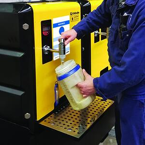 Whitmore OilSafe Lubrication Organization Management equipment