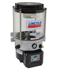 Lubrication Pumps Differences Lincoln SKF