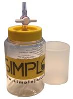 Simplo Oil Sampling Bottles
