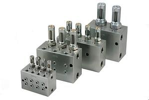 Dyna-Power Dual Line Measuring Valves