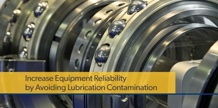 Increase equipment reliability