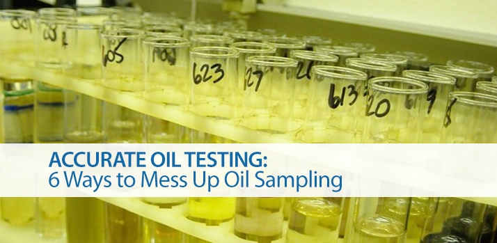 Accurate Oil Testing
