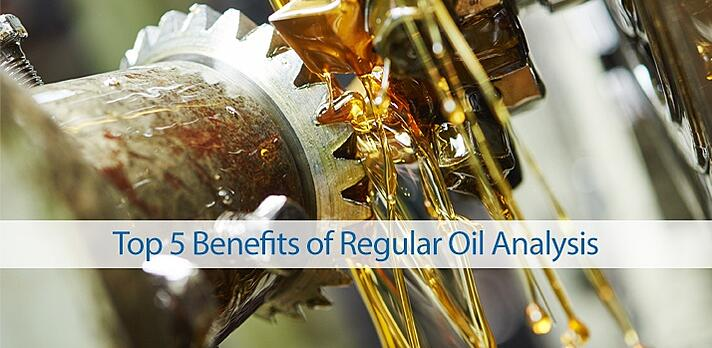 Top 5 Benefits of Regular Oil Analysis