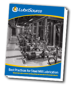 Steel Industry Lubrication White Paper from LubriSource